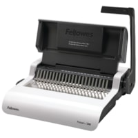 Fellowes Pulsar+ 300  Manual Comb Binding Machine with Starter Kit