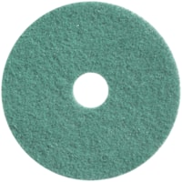 Twister Tampon de nettoyage, vert, 20 po, caisse de 2