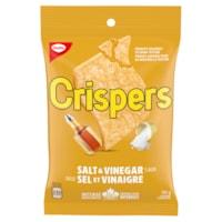 Christie Crispers Baked Crackers, Salt and Vinegar Flavour, 50 g, 14/BX