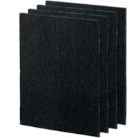 Filtres à charbon AeraMax 290/300/DX95 Fellowes, noir, emb. de 4