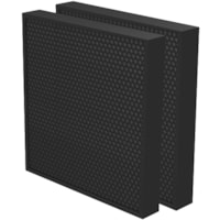 Fellowes AeraMax PRO Full Carbon Filters, Black, 2