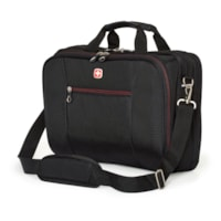 SwissGear Business Case, Black, Fits Laptops up to 15.6