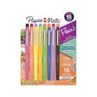 Paper Mate Flair Stylos feutre parfumés, couleurs assortis, 0,7 mm, 6 unités