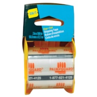 Seal-It Super Clear Shipping Tape with Palm Guard Dispenser, 50.8 mm x 12.7 m