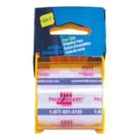 Seal-It Super Clear Shipping Tape with Palm Guard Dispenser, 50.8 mm x 20.3 m