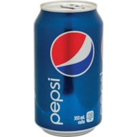 Pepsi Soft Drinks, 355 mL Can, Carton of 24