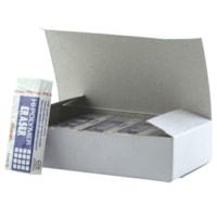Pentel Hi-Polymer Large White Erasers, Box of 10