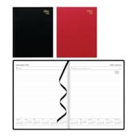 Agenda quotidien pour directeur Letts, couleurs variées, 10 1/4 po x 8 1/4 po, 12 mois (janvier à décembre), anglais