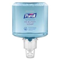 Recharges de savon pour les mains Purell® Healthy Soap® ES6 Mousse douce, 1 200 mL, caisse de 2