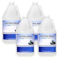 Dustbane Vinaigre de nettoyage industriel, 4 l, Carton de 4