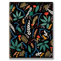 TF Publishing Weekly/Monthly Planner, Secret Garden Print, 9