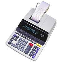 Sharp Desktop Deluxe EL2630PIII Printing Calculator