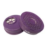 Dentec Comfort-Air® P100 Cartouche à profil bas, boîte de 6