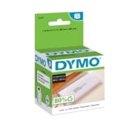 Étiquettes d'adresse LabelWriter DYMO, blanc, 1 1/8 po x 3 1/2 po, roul. de 130 étiquettes, boîte de 2