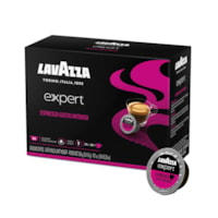 Capsule de café à usage unique LavAzza Expert, Espresso Gusto Intenso, torréfaction moyenne, boîte de 36