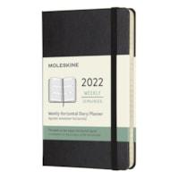 Moleskine 12-Month Weekly Pocket Planner, 5 1/2