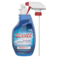 Nettoyant pour surfaces et verre professionnel Glance Powerized Diversey, bouteille à vaporisateur de 946 ml