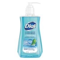 Dial® Antibacterial Hydrating Liquid Hand Soap, Spring Water, 221 mL
