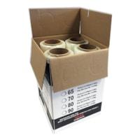 Malpack Platinum Max film étirabable, transparent, 16 po x1 476 pi, 70 épaisseur, carton de 4