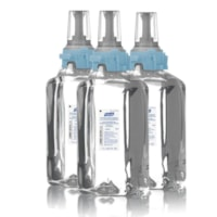 Recharges de désinfectant pour les mains en mousse Purell ADX Advanced, teneur en alcool de 70 %, 1 200 ml, caisse de 3