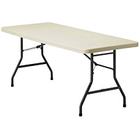 Global Lite-Lift II Rectangular Folding Table