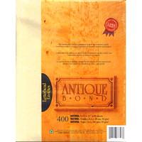 St. James Antique Bond Paper, Natural Colour, FSC Certified, 24 lb., 8 1/2