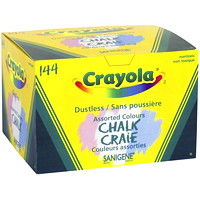 Crayola Dustless Chalk