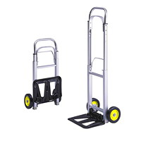 Safco Hide-Away Hand Truck