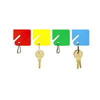 MMF Industries Square Key Tags