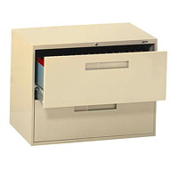 Global 9300 Series Lateral File