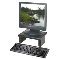 DAC Adjustable Monitor Riser, Black