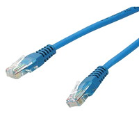 StarTech 50-ft Molded Category 5e (350 MHz) UTP Patch Cable