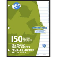 Enviro-Plus Recycled Refill Lined Paper