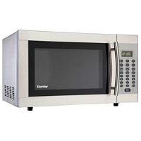 Danby 1.0 cu ft Stainless-Steel Microwave Oven
