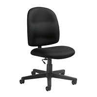 Global Granada Armless Low-Back Task Chair