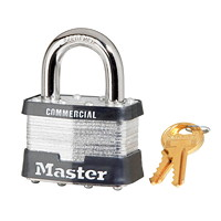 Master Lock Commercial Heavy-Duty Laminated Lock