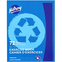 Hilroy Recycled Exercise Book