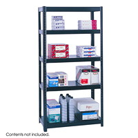 Safco Boltless Steel Shelving, 36