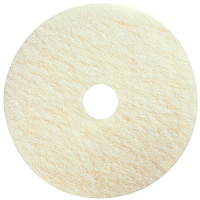 WHITE SUPER POLISHING PADS 20'