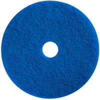 BLUE CLEANING PADS 20''  BLUE