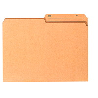 Grand & Toy Recycled Natural File Folders