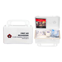 St. John Ambulance Ontario #1 Workplace First Aid Kit