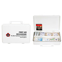 St. John Ambulance Ontario #2 Workplace First Aid Kit, 6-15 Employees
