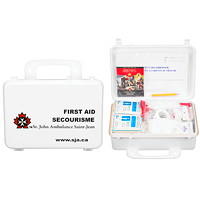 St. John Ambulance Nova Scotia #2 Workplace First Aid Kit, 2-19 Employees
