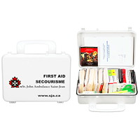 St. John Ambulance Provincial First Aid Kit, Newfoundland and Labrador, 2-14 Employees