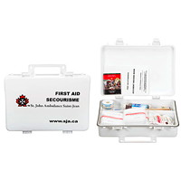 St. John Ambulance Prince Edward Island #2 Workplace First Aid Kit, 2-19 Employees