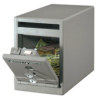SentrySafe Under-Counter Drop-Slot Deposit Security Safe