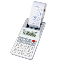 Canon Eco-Friendly 12-Digit 2-Colour Printing Calculator