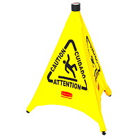 Rubbermaid Pop-Up Safety Cone