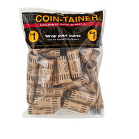 Coin-Tainer Paper Coin Tubes
